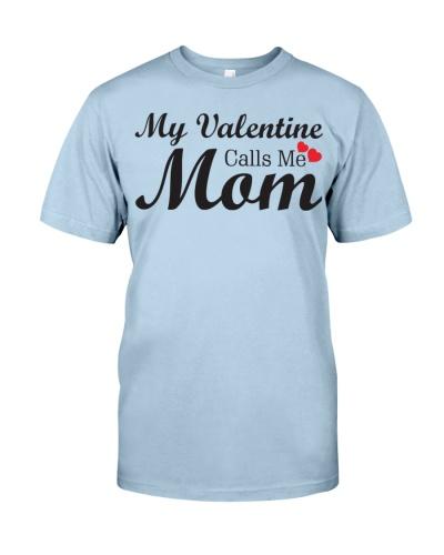 My Valentine Calls Me Mom