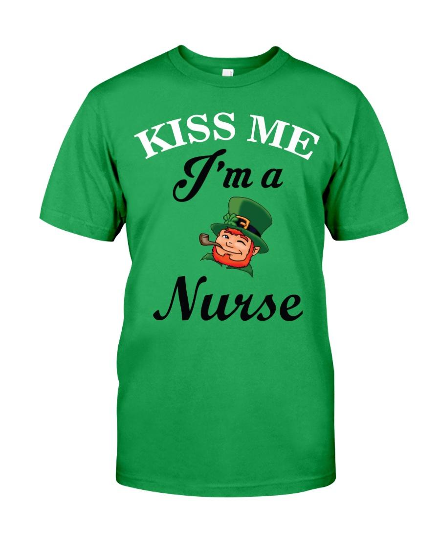 Kiss Me  Classic T-Shirt showcase