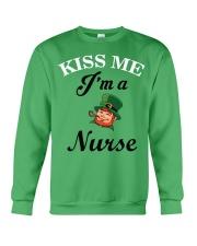 Kiss Me  Crewneck Sweatshirt thumbnail