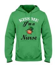 Kiss Me  Hooded Sweatshirt thumbnail