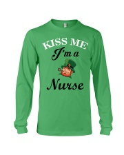 Kiss Me  Long Sleeve Tee thumbnail