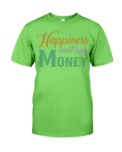 Happiness Cant Buy Money