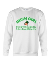 Irish Girl Crewneck Sweatshirt thumbnail