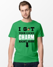 Your Lucky Charm Classic T-Shirt lifestyle-mens-crewneck-front-15