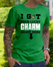 Your Lucky Charm Classic T-Shirt lifestyle-mens-crewneck-front-7