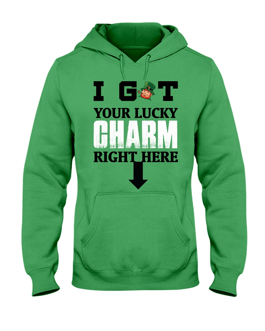 Your Lucky Charm Hooded Sweatshirt