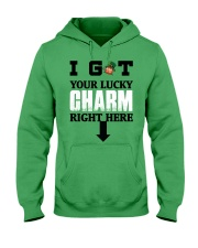 Your Lucky Charm Hooded Sweatshirt thumbnail