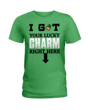Your Lucky Charm Ladies T-Shirt tile