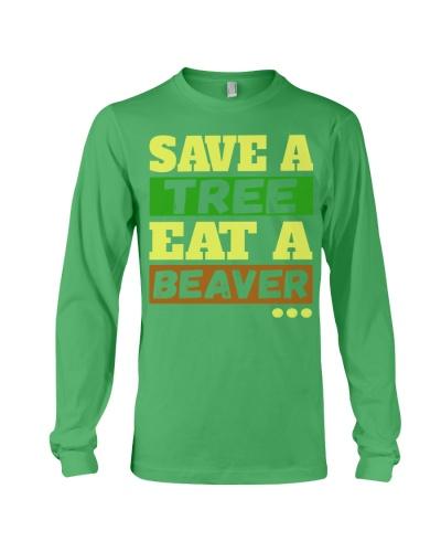 Save Tree Eat A Beaver