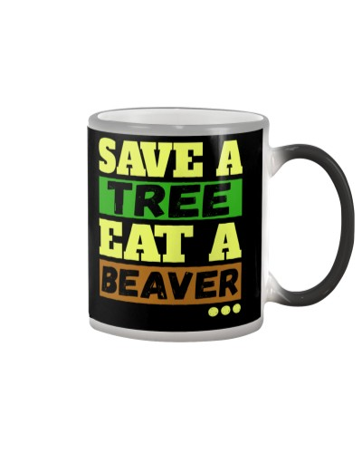 Save Tree Eat A Beaver