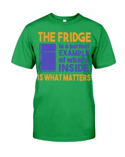 The Fridge Is What Matters