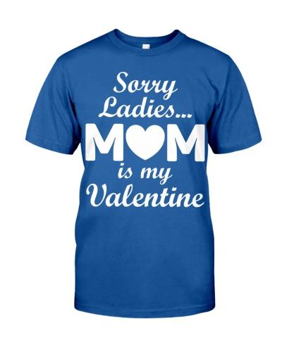 Sorry Ladies MoM is My valentine
