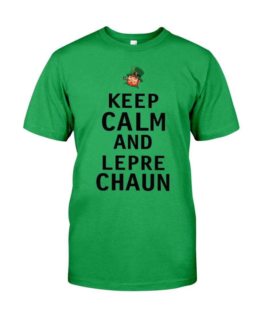 Keep Calm And Leprechaun Classic T-Shirt showcase