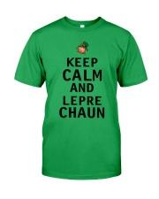Keep Calm And Leprechaun Classic T-Shirt thumbnail