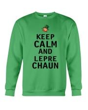 Keep Calm And Leprechaun Crewneck Sweatshirt thumbnail
