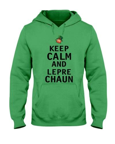 Keep Calm And Leprechaun