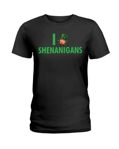 I SHENANIGANS