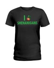 I SHENANIGANS Ladies T-Shirt thumbnail