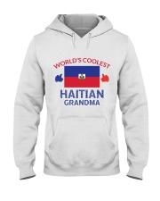 World coolest haitian grandma Hooded Sweatshirt thumbnail