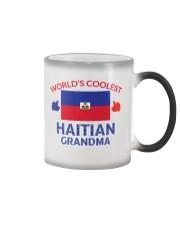 World coolest haitian grandma Color Changing Mug thumbnail