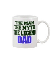 DAD: The Man The Myth The Legend Mug thumbnail