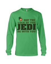 The Luck Of The JEDI Long Sleeve Tee thumbnail