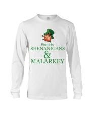 Prone To SHENANIGANS Long Sleeve Tee tile