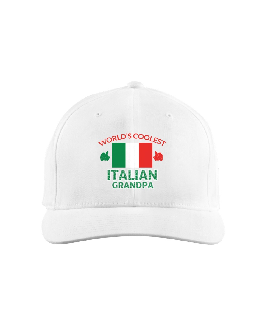 World coolest Italian Granpa Classic Hat