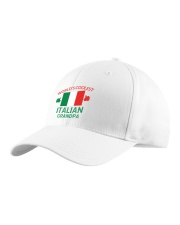 World coolest Italian Granpa Classic Hat left-angle