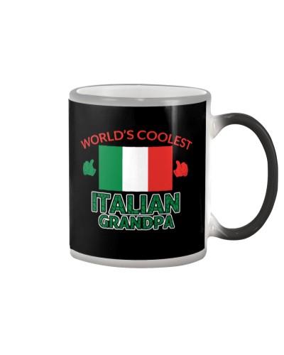World coolest Italian Granpa
