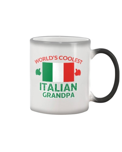 World coolest Italian Granpa