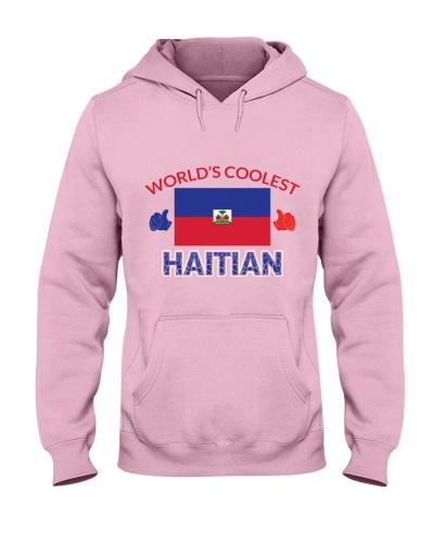 World coolest Haitian