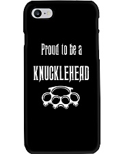 Proud to be a Knucklehead Phone Case thumbnail