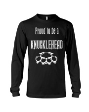 Proud to be a Knucklehead Long Sleeve Tee thumbnail