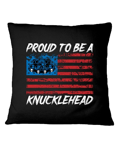 Proud To Be A Knucklehead