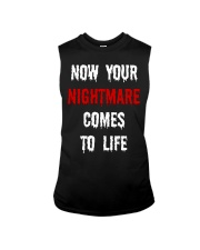 Now Your Nightmare Comes To Life Sleeveless Tee thumbnail