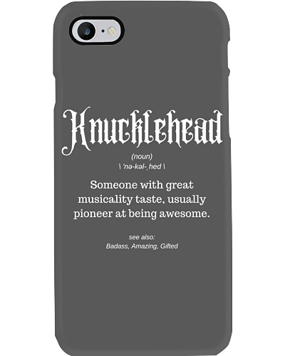 Knucklehead Definition