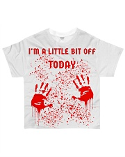 You can all fck off today All-over T-Shirt front