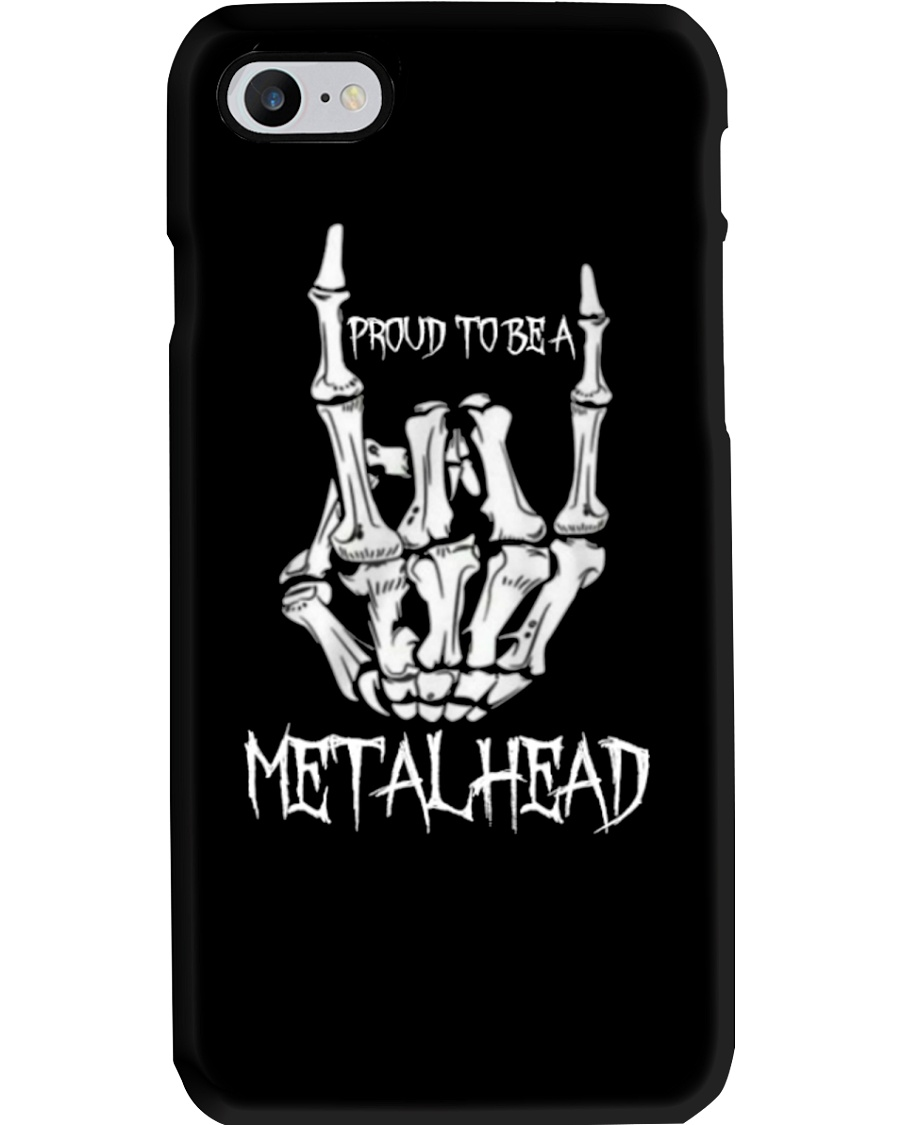 Proud to be a Metalhead Phone Case