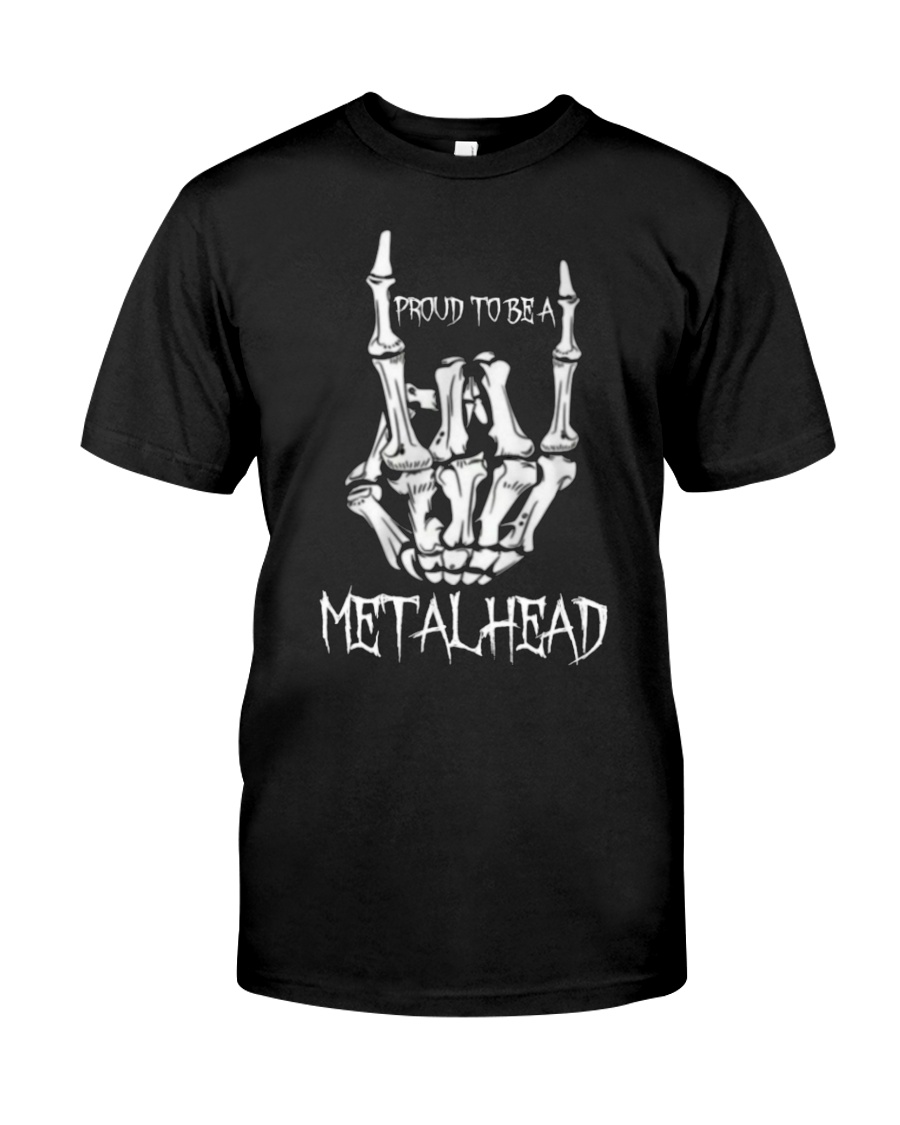 Proud to be a Metalhead Classic T-Shirt