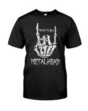 Proud to be a Metalhead Classic T-Shirt thumbnail