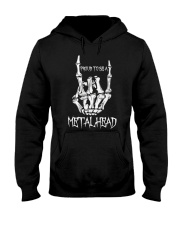 Proud to be a Metalhead Hooded Sweatshirt thumbnail