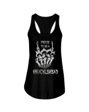 Knucklehead Ladies Flowy Tank thumbnail