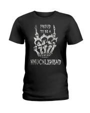 Knucklehead Ladies T-Shirt thumbnail