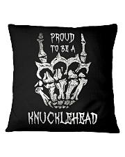 Knucklehead Square Pillowcase thumbnail