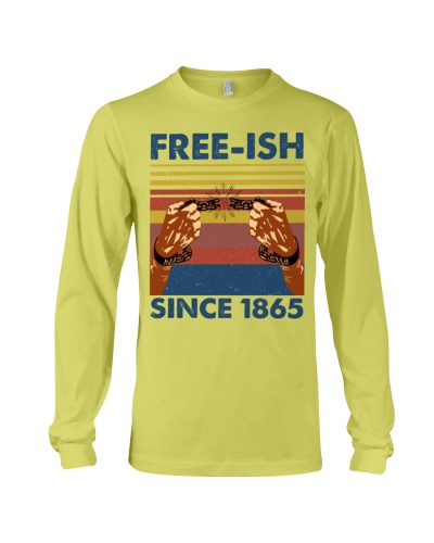 Justice for George Floyd Freeish since 1865