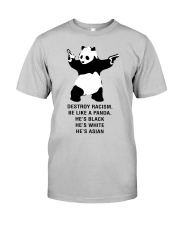 Be like a Panda  Classic T-Shirt tile