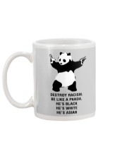 Be like a Panda  Mug back
