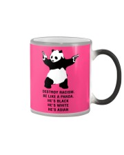 Be like a Panda  Color Changing Mug color-changing-right