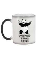 Be like a Panda  Color Changing Mug color-changing-left